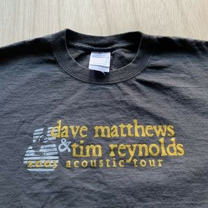 Gildan Dave Matthews 2003 Band T-shirt Tee Top med